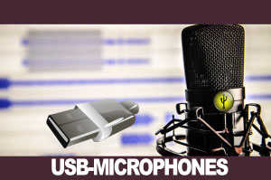 usb microphone test and review