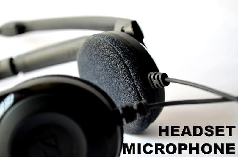 best headset microphone