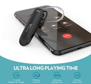 Bluetooth Microphone Wireless Headset - YUWISS